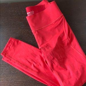 Outdoor voices tech sweat 7/8 legging